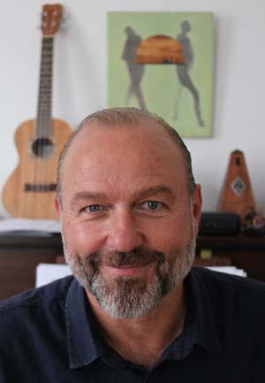 Mark Burke, Charanga Founder